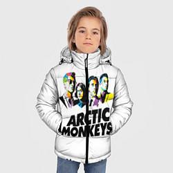 Куртка зимняя для мальчика Arctic Monkeys: Music Wave - фото 2