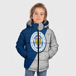 Куртка зимняя для мальчика Leicester City FC - фото 2