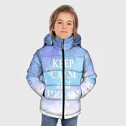 Куртка зимняя для мальчика Keep Calm & Dream - фото 2
