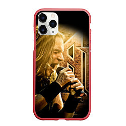 Чехол iPhone 11 Pro матовый Кипелов: Ария