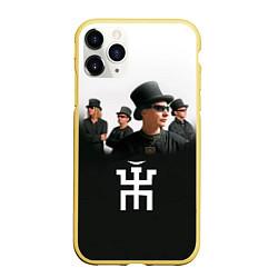 Чехол iPhone 11 Pro матовый Пикник