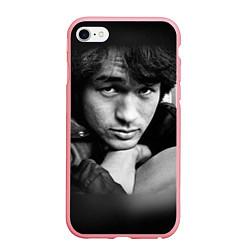 Чехол iPhone 6 Plus/6S Plus матовый Виктор Цой