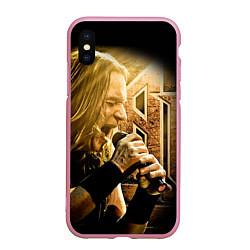 Чехол iPhone XS Max матовый Кипелов: Ария