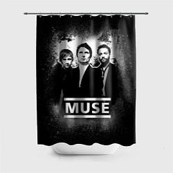 Шторка для душа Muse цвета 3D — фото 1