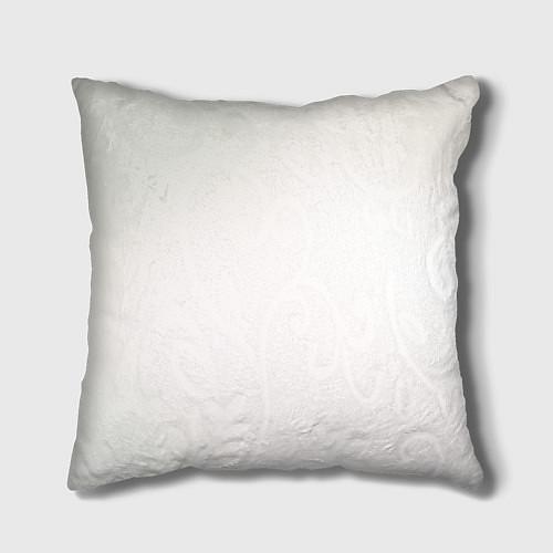 Подушка квадратная Честер Беннингтон / 3D – фото 2