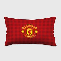 Подушка-антистресс Manchester United цвета 3D — фото 1