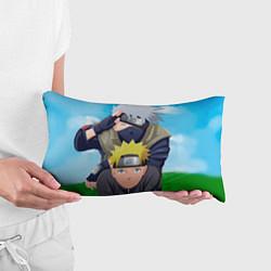 Подушка-антистресс Наруто цвета 3D — фото 2
