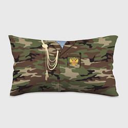 Подушка-антистресс Униформа дембеля цвета 3D — фото 1