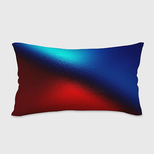 Подушка-антистресс Синий и красный / 3D – фото 2