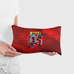 Подушка-антистресс KISS: Hot Blood цвета 3D — фото 2