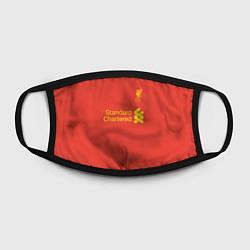 Маска для лица FC Liverpool: Salah 18/19 цвета 3D-принт — фото 2