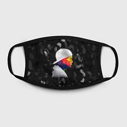 Маска для лица Avicii: Stories цвета 3D — фото 2