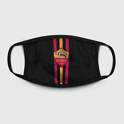 Маска для лица FC Roma 1927 цвета 3D — фото 2