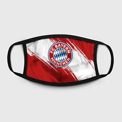 Маска для лица ФК Бавария цвета 3D — фото 2