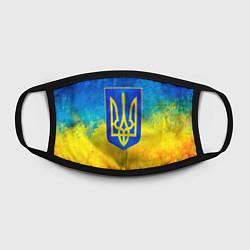 Маска для лица Флаг цвета 3D — фото 2