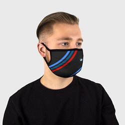 Маска для лица BMW CARBON цвета 3D-принт — фото 1