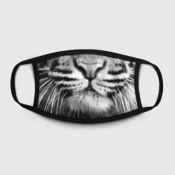 Маска для лица Красавец тигр цвета 3D — фото 2