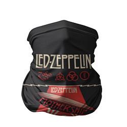 Бандана-труба Led Zeppelin: Mothership цвета 3D — фото 1