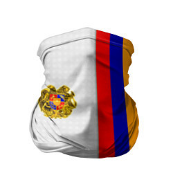 Бандана-труба I Love Armenia цвета 3D — фото 1