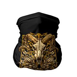 Бандана-труба Овен цвета 3D-принт — фото 1
