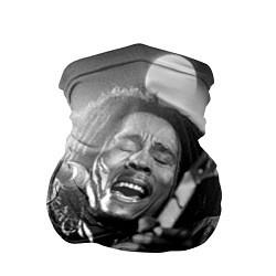 Бандана-труба Боб Марли поет цвета 3D — фото 1
