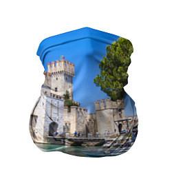 Бандана-труба Италия цвета 3D — фото 1