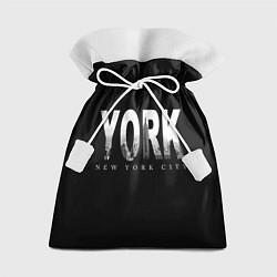 Мешок для подарков New York City цвета 3D — фото 1