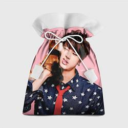 Мешок для подарков BTS: Love Me цвета 3D — фото 1