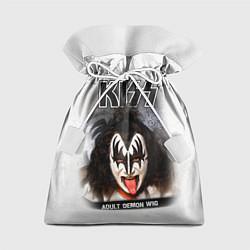 Мешок для подарков KISS: Adult demon wig цвета 3D — фото 1
