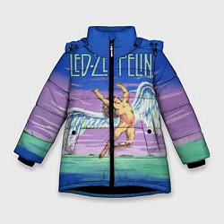 Куртка зимняя для девочки Led Zeppelin: Angel - фото 1