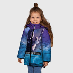 Куртка зимняя для девочки The Cranberries - фото 2