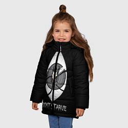 Куртка зимняя для девочки Wilson Eye - фото 2