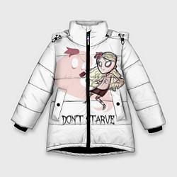 Куртка зимняя для девочки Don't Starve: Wendy - фото 1