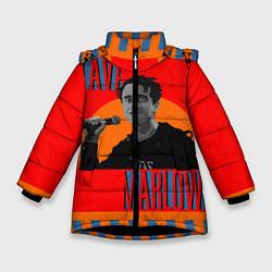 Куртка зимняя для девочки SLAVA MARLOW - фото 1