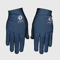 Перчатки Chelsea FC: London SW6 цвета 3D — фото 1