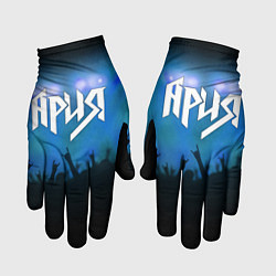 Перчатки Ария цвета 3D — фото 1