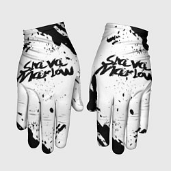 Перчатки Slava marlow цвета 3D — фото 1
