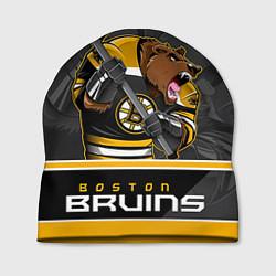 Шапка Boston Bruins цвета 3D — фото 1
