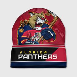 Шапка Florida Panthers цвета 3D-принт — фото 1