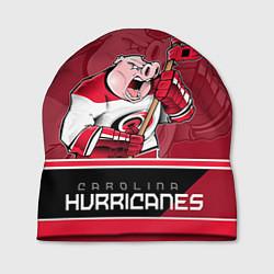 Шапка Carolina Hurricanes цвета 3D — фото 1