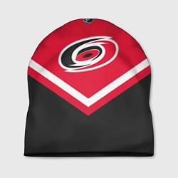 Шапка NHL: Carolina Hurricanes цвета 3D-принт — фото 1