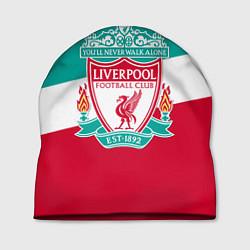 Шапка Liverpool: You'll never walk alone цвета 3D — фото 1