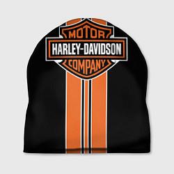 Шапка Harley-Davidson цвета 3D — фото 1