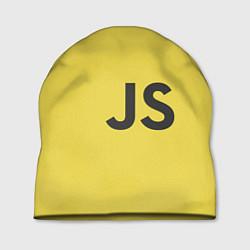 Шапка JavaScript цвета 3D-принт — фото 1