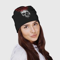 Шапка MIW Skull цвета 3D — фото 2