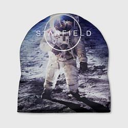 Шапка Starfield: Astronaut цвета 3D — фото 1