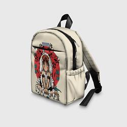 Детский рюкзак Princess Mononoke цвета 3D-принт — фото 2