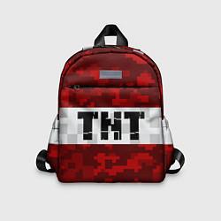 Детский рюкзак MINECRAFT TNT