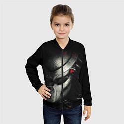 Бомбер детский PREDATOR цвета 3D-черный — фото 2