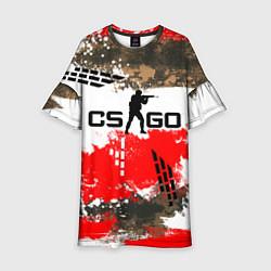 Детское платье CS:GO Roll Cage